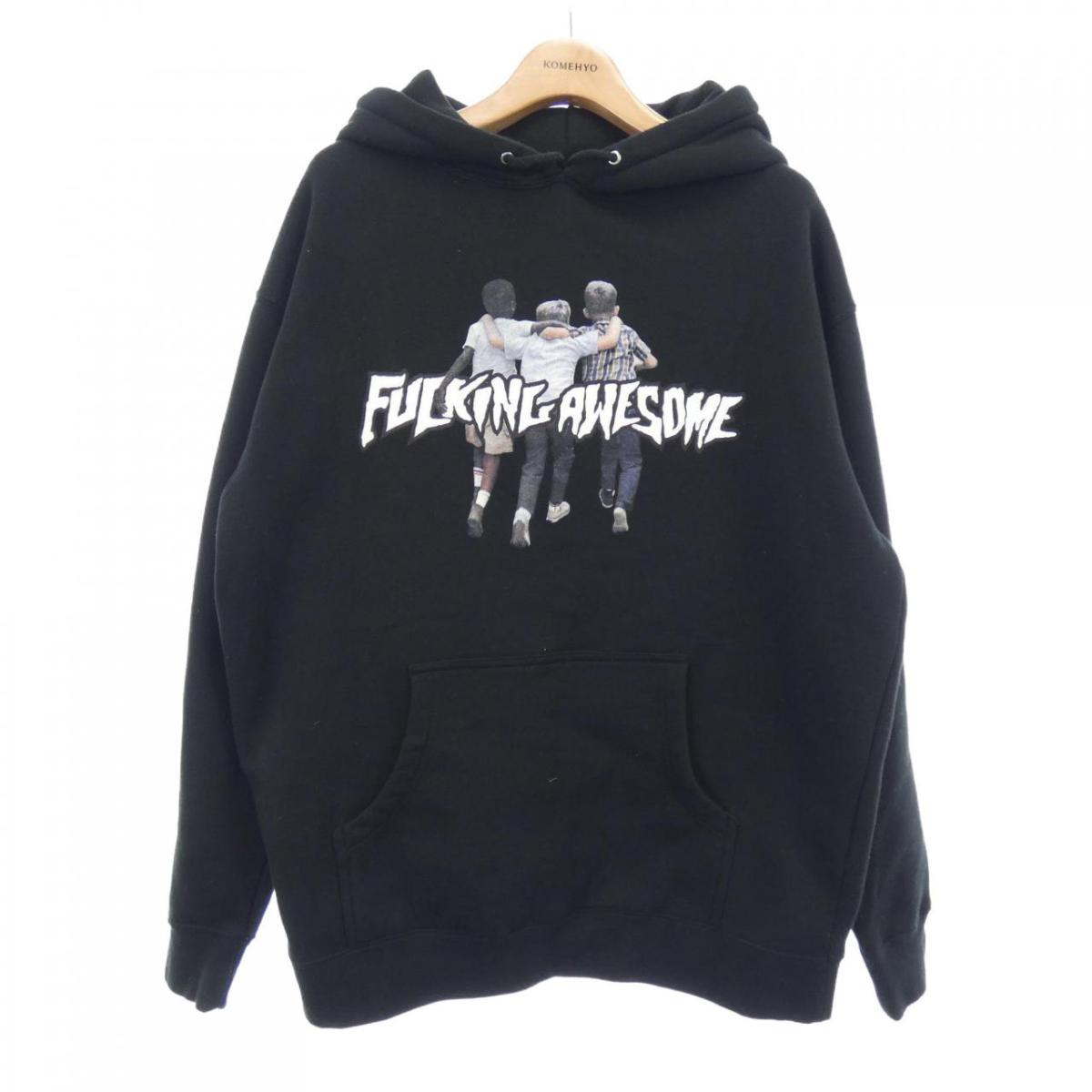 FUCKING AWESOME パーカー【中古】