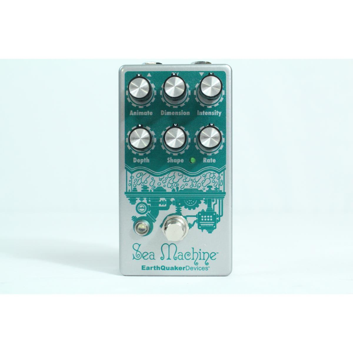 EARTH QUAKER DEVICES SEA MACHINE【中古】