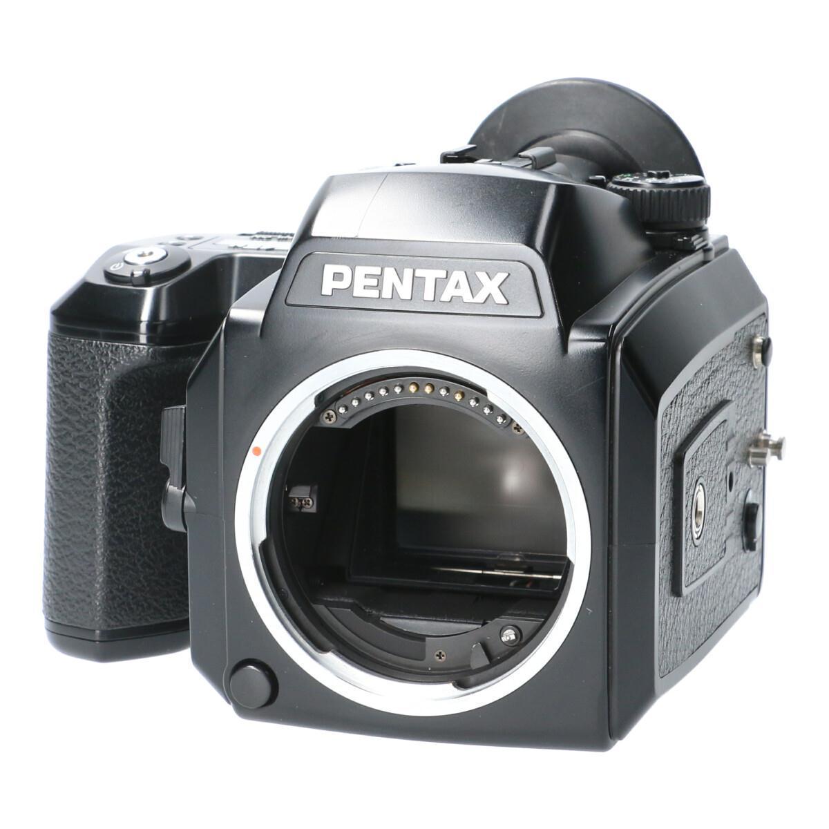 PENTAX 645N【中古】