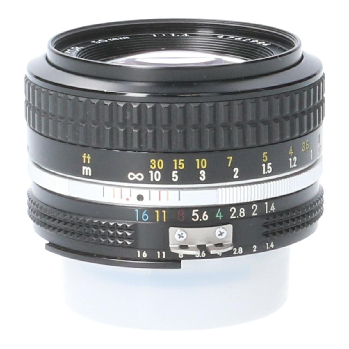 NIKON AI50mm F1.4【中古】