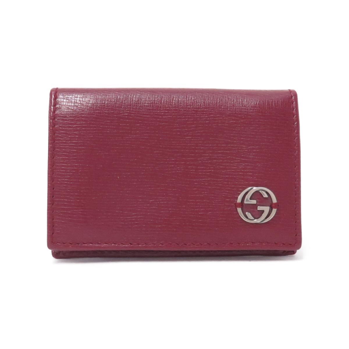 グッチ カードケース 310598【中古】
