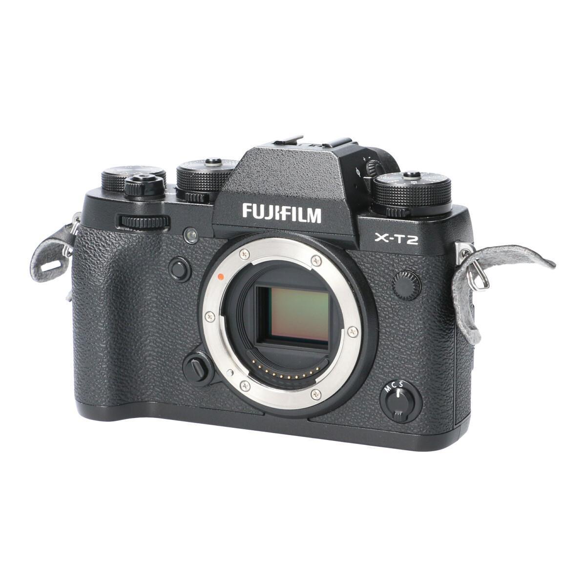 FUJIFILM X-T2 BLACK【中古】