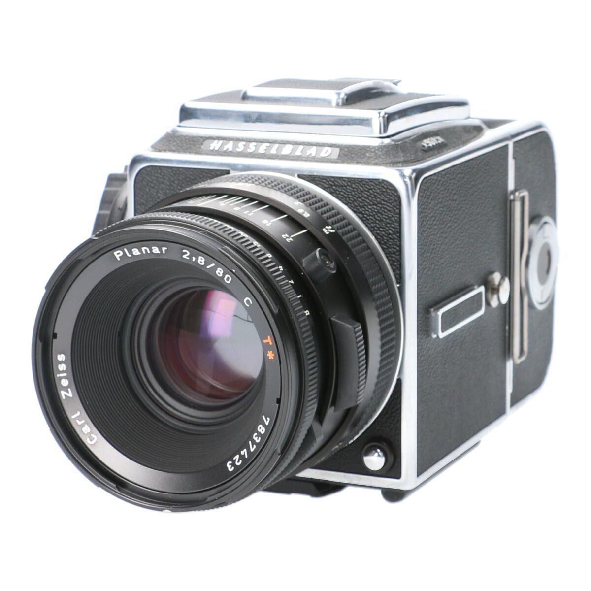 HASSELBLAD 501CM C80mm F2.8 A12【中古】