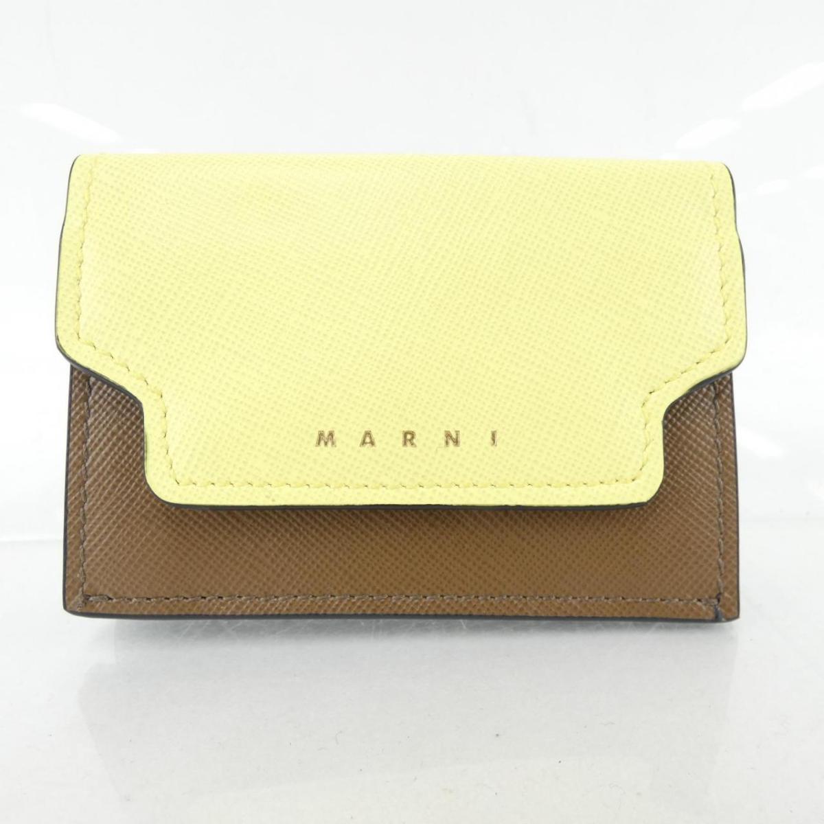 マルニ MARNI WALLET PFMOW02U09【中古】