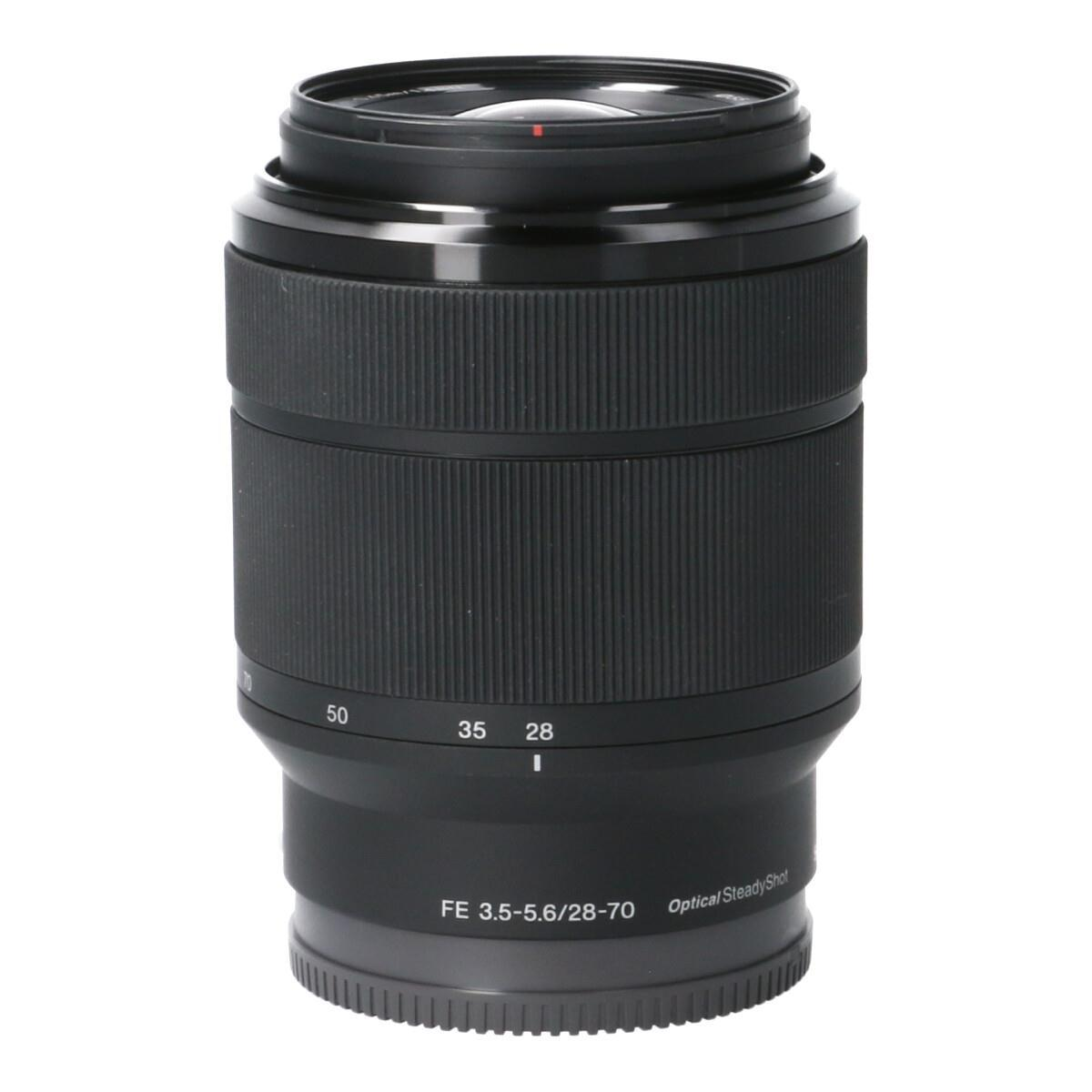 SONY FE28-70mm F3.5-5.6OSS【中古】