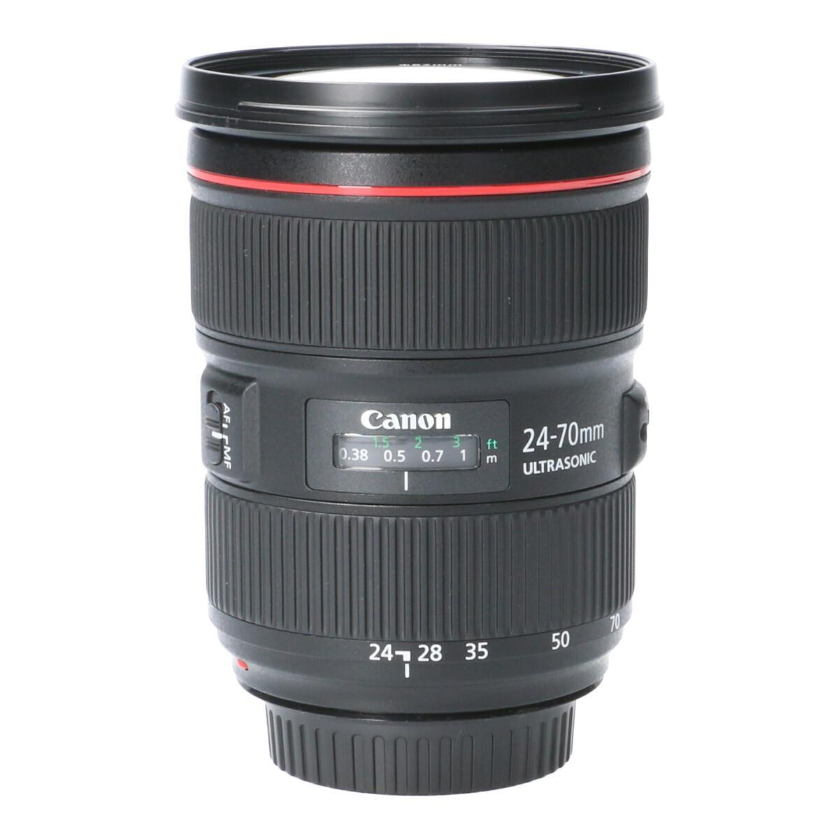 CANON EF24-70mm F2.8LIIUSM【中古】