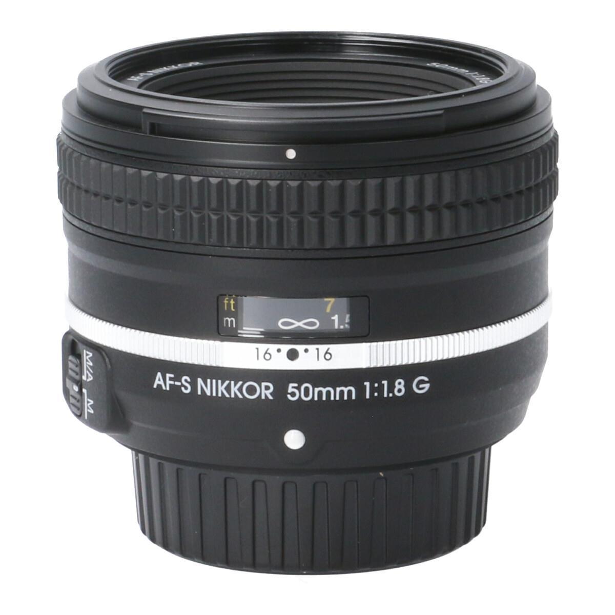 NIKON AF-S50mm F1.8G SP ED【中古】