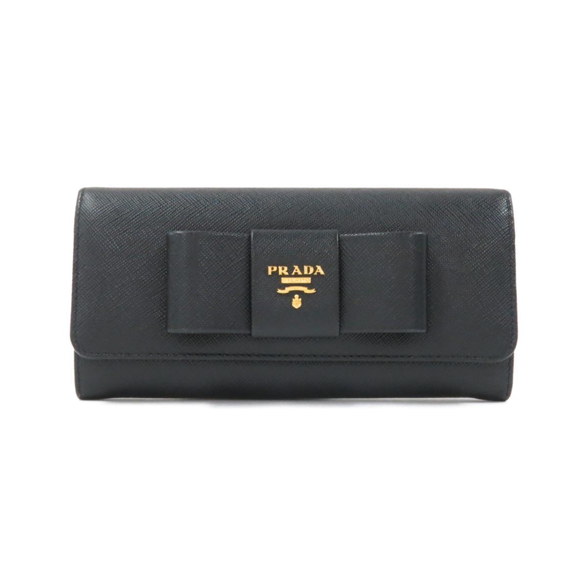 プラダ 財布 1MH132【中古】