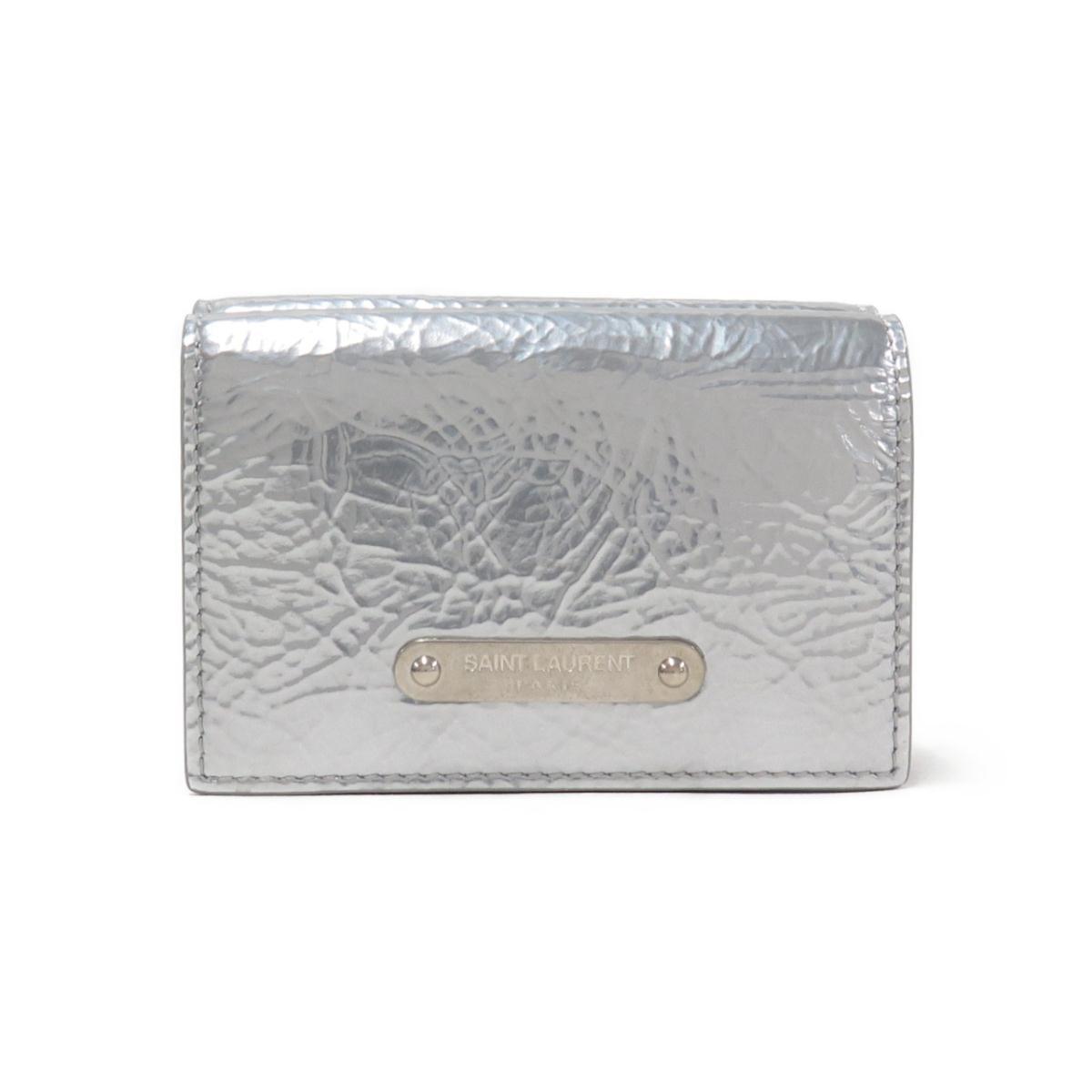 サン ローラン 財布 462366【中古】