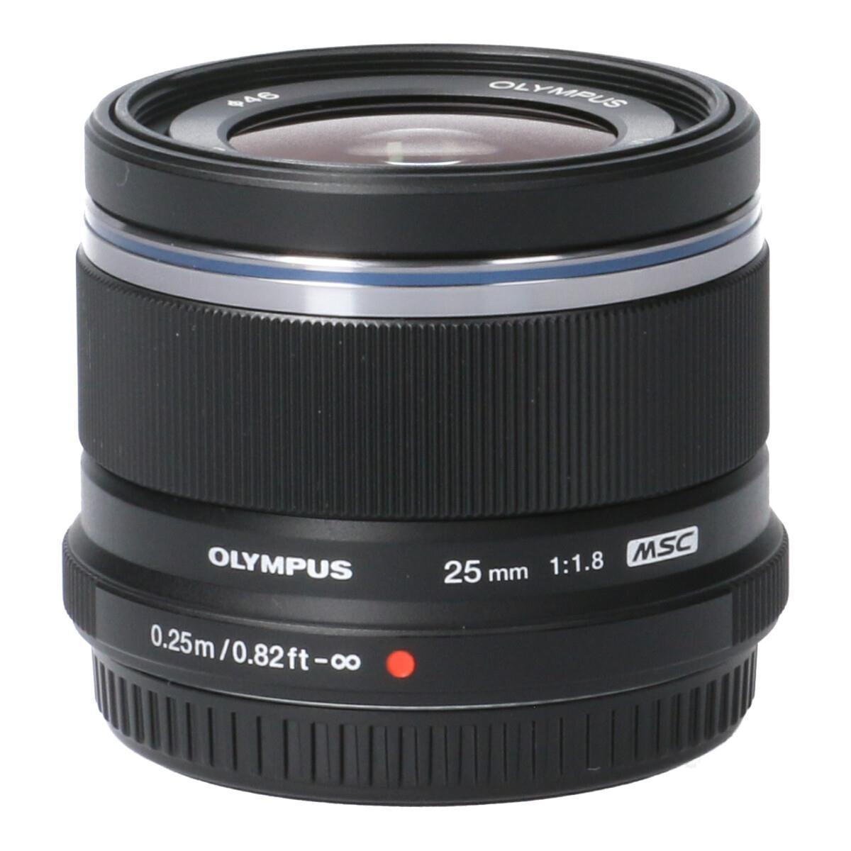 OLYMPUS MZD25mm F1.8BLACK【中古】