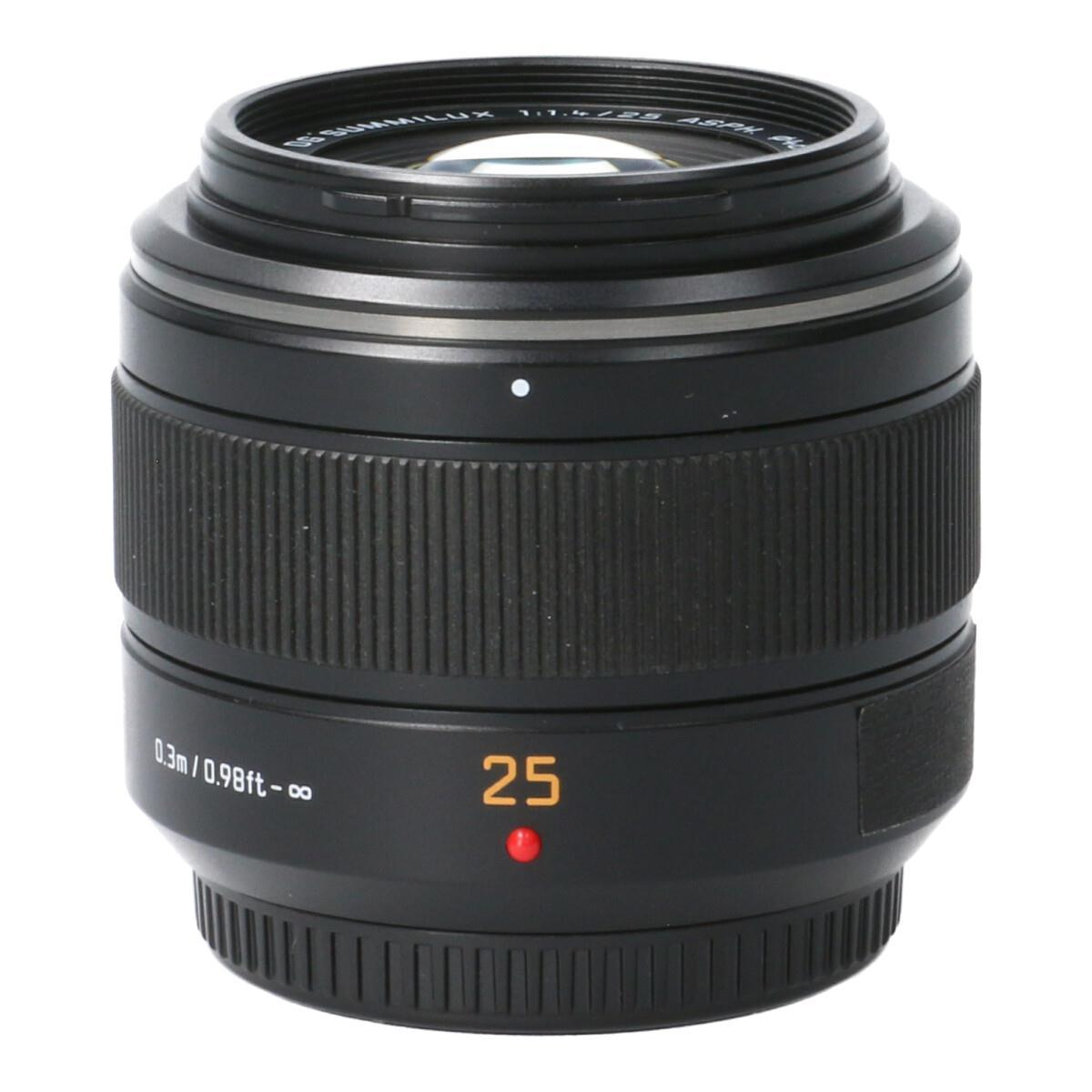 PANASONIC DG SUMMILUX25mm F1.4【中古】