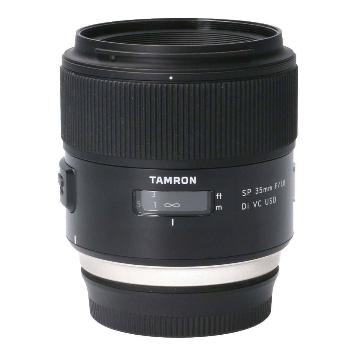 TAMRON EOS(F012)35mm F1.8DIVCUSD【中古】
