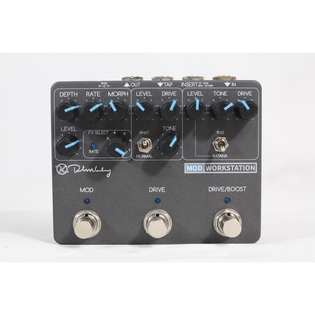 KEELEY  MOD WORKSTATION【中古】