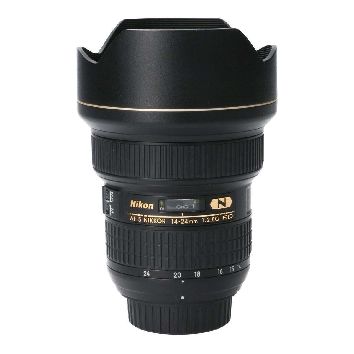 NIKON AF-S14-24mm F2.8G ED【中古】