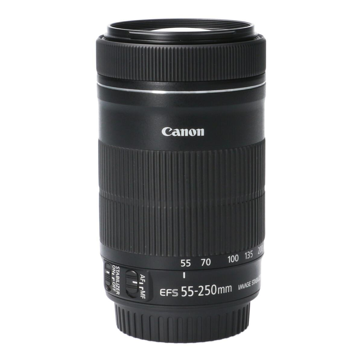 CANON EF-S55-250mm F4-5.6IS STM【中古】