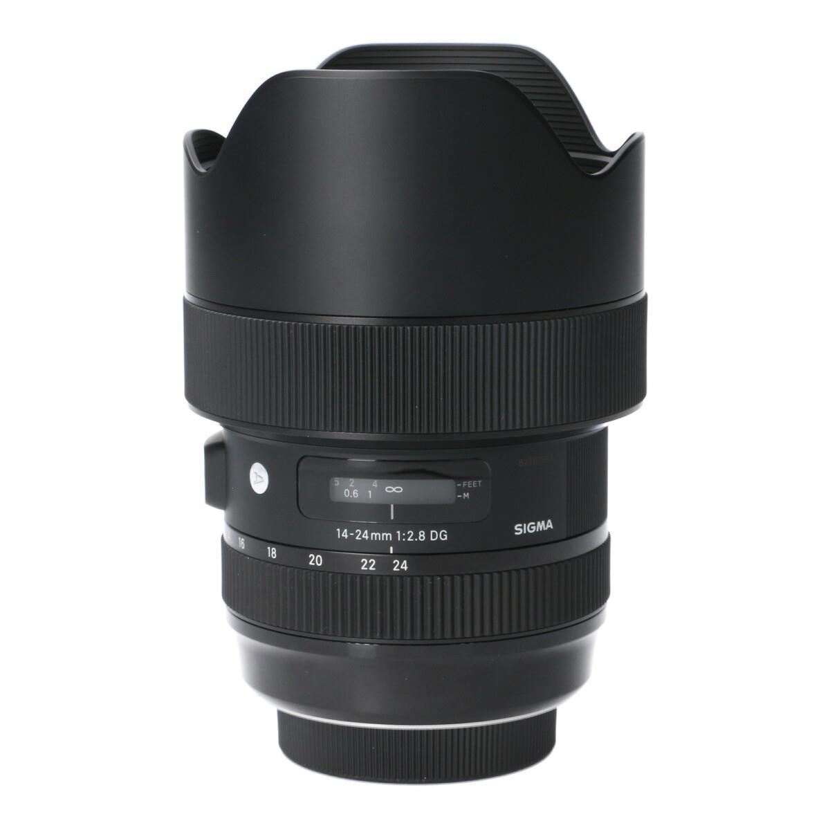 SIGMA SA(A)14-24mm F2.8DG HSM【中古】