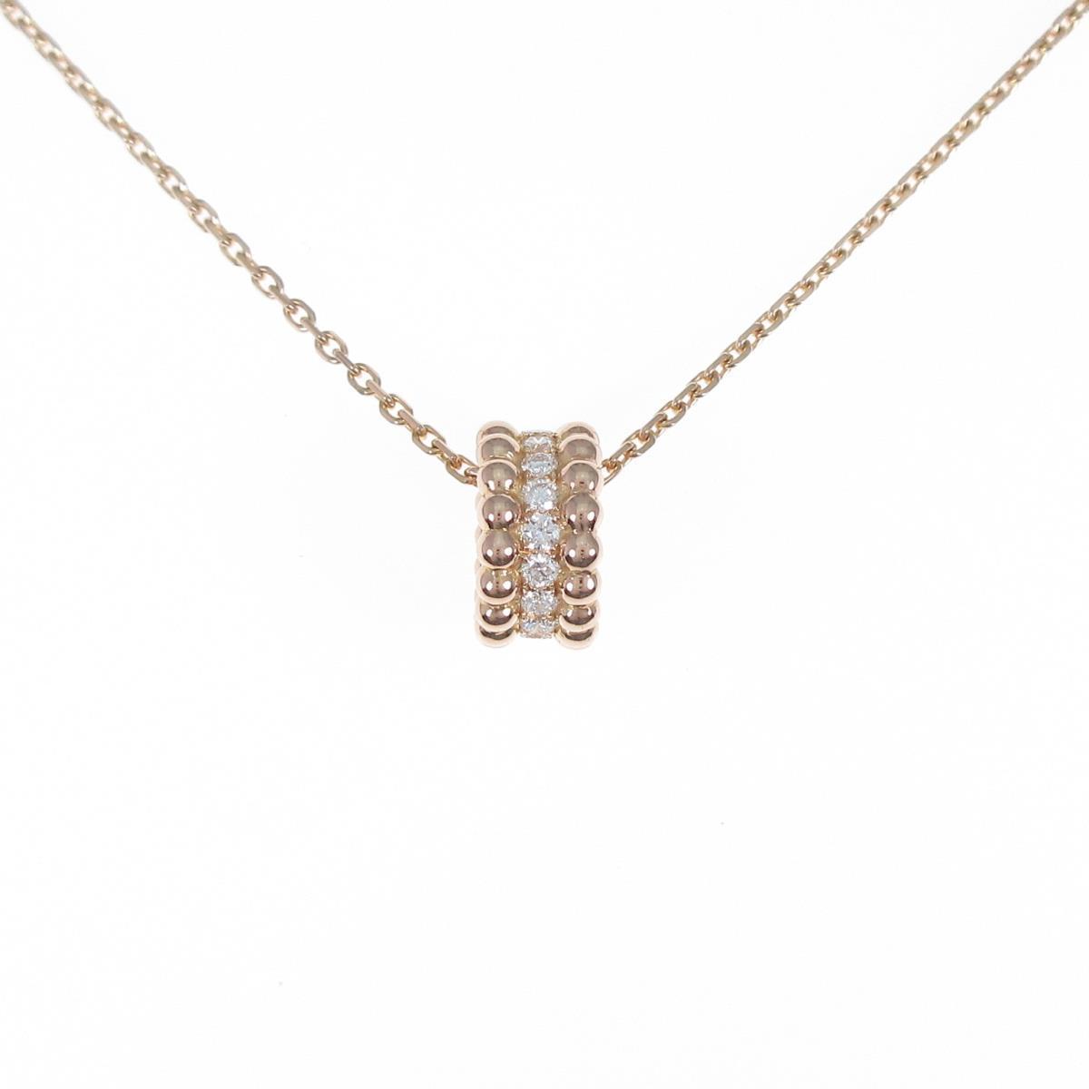 <title>ヴァンクリーフ 大規模セール アーペル ペルレ ダイヤモンド ペンダント 3連モデル ネックレス 中古</title>