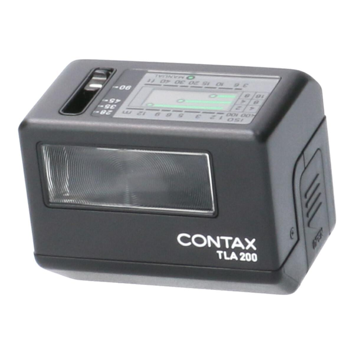 CONTAX TLA200 BLACK【中古】