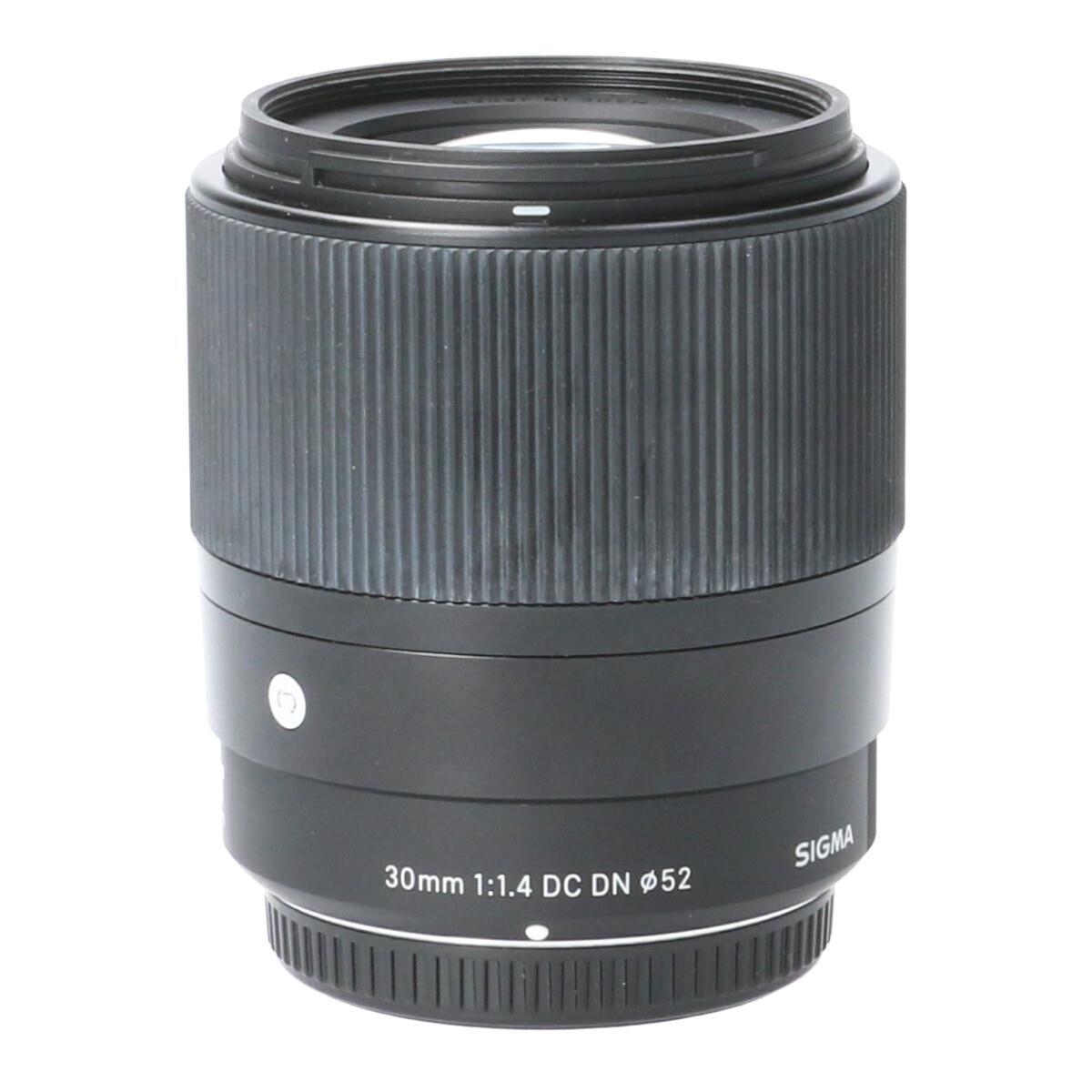 SIGMA MFT30/1.4DC DN(C) MFT(C)30mm F1.4DC DN【中古】