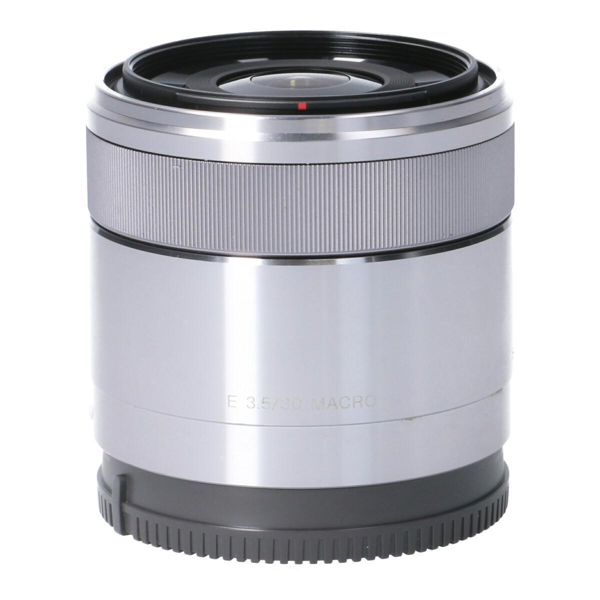 SONY E30mm F3.5MACRO(SEL30M35)【中古】