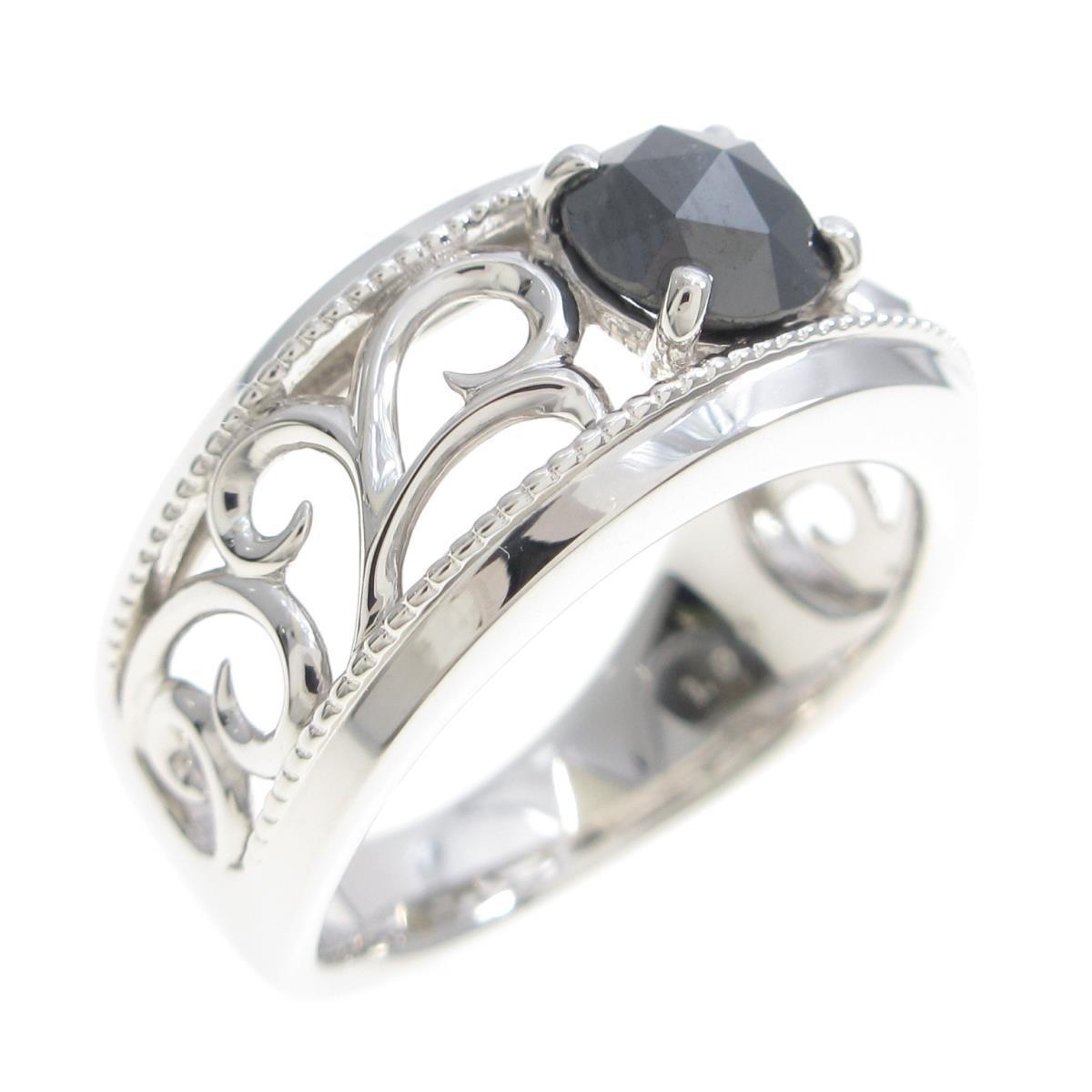 毎日激安特売で 営業中です 新作からSALEアイテム等お得な商品 満載 PT ダイヤモンドリング 中古