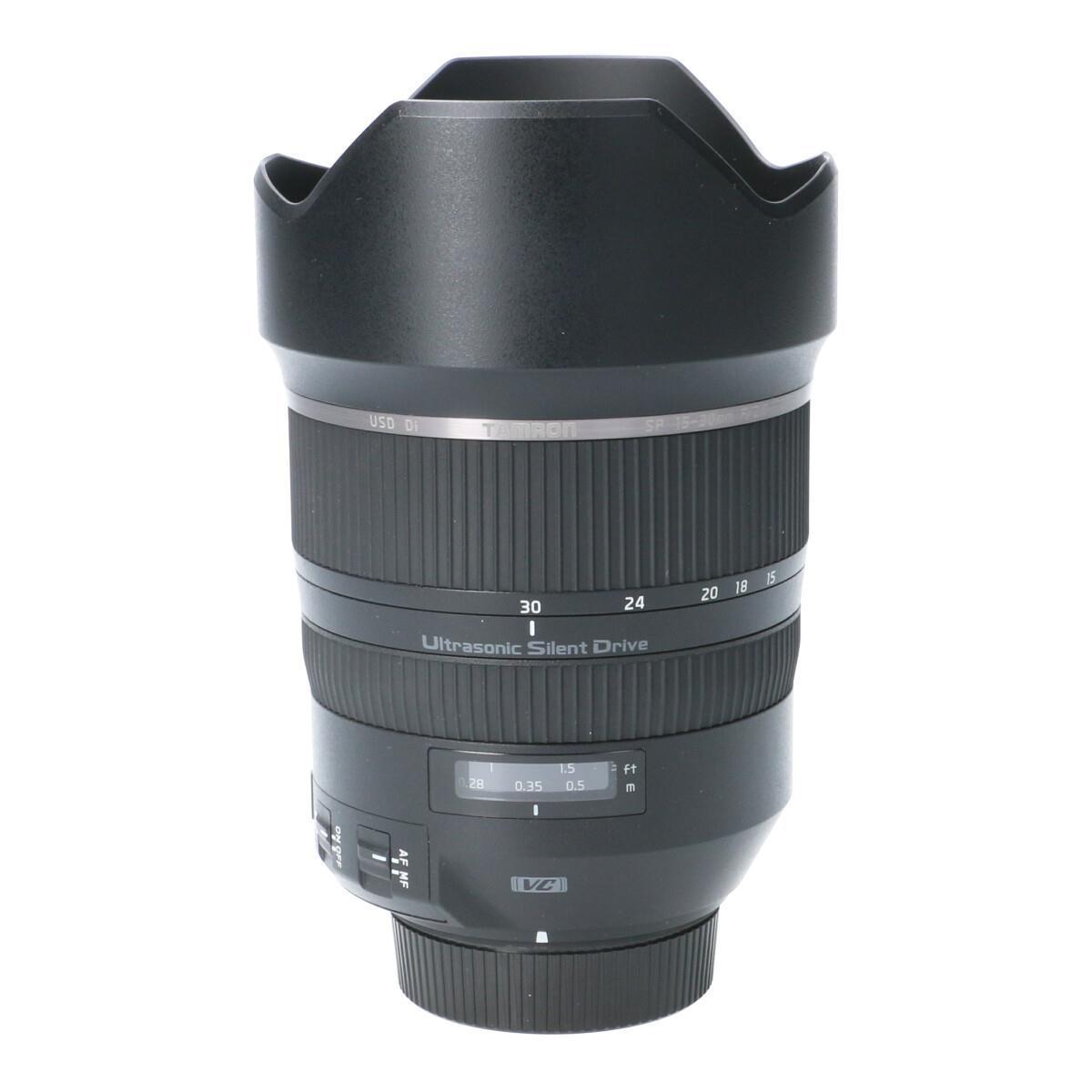 TAMRON ニコン(A012)15-30mm F2.8DI VC【中古】