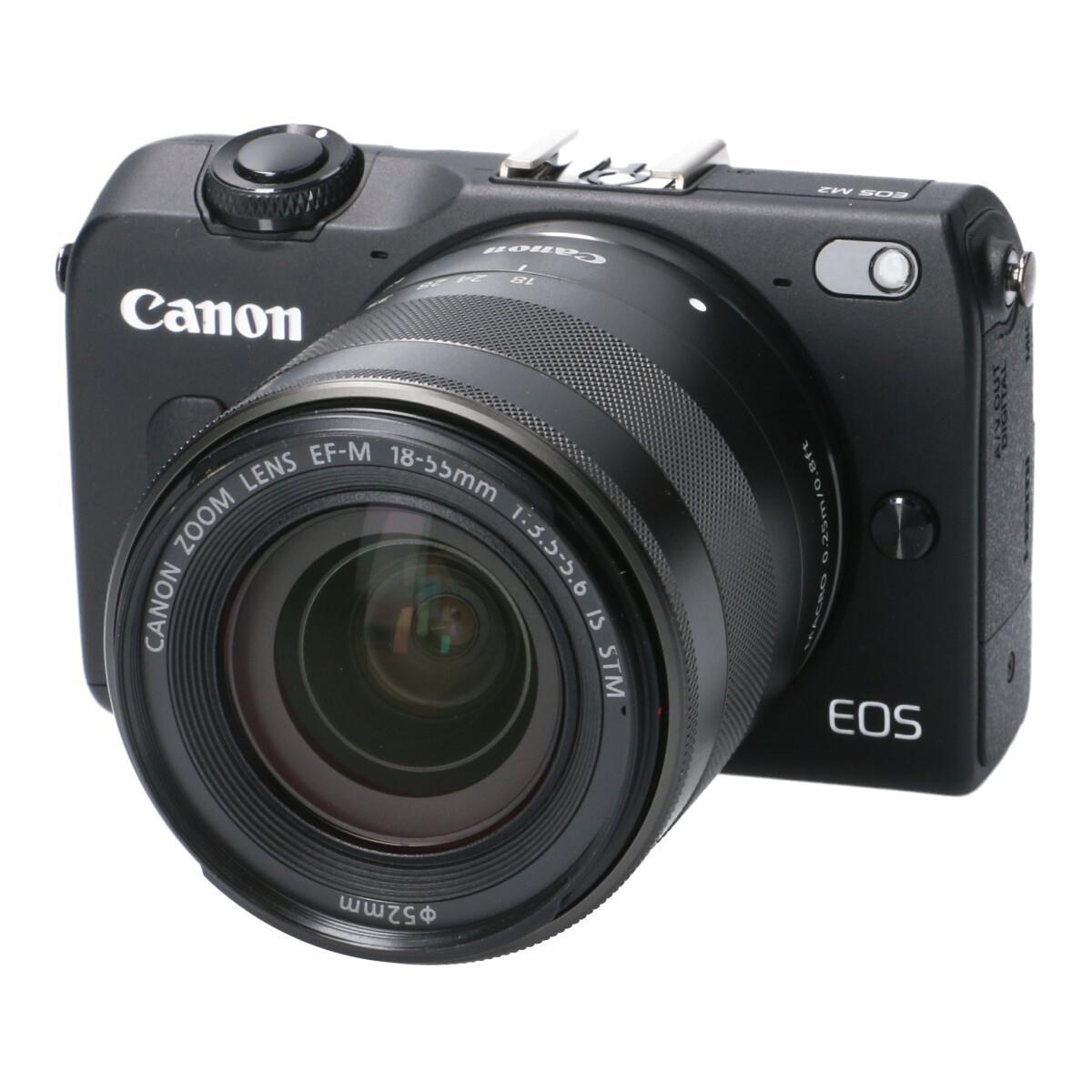 CANON EOS M2 18-55KIT【中古】