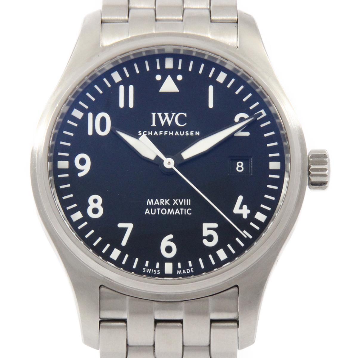 IWC IW327011 パイロットウォッチ・マークXVIII 自動巻【中古】