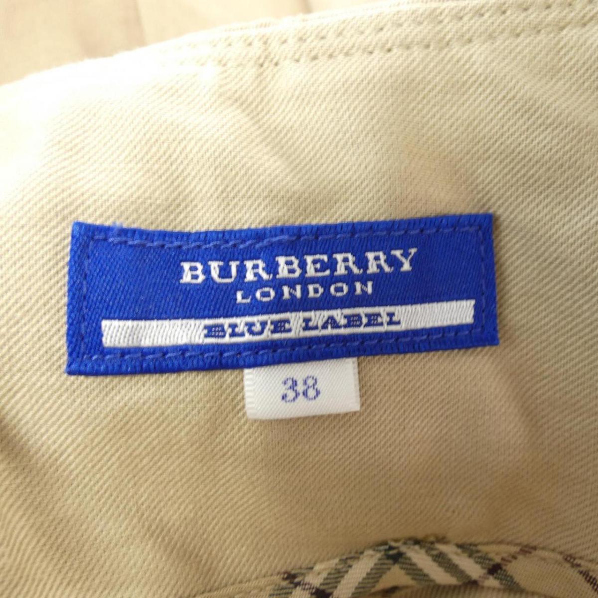 バーバリーブルーレーベル BURBERRY BLUE LABEL スカートOkiTZPuX
