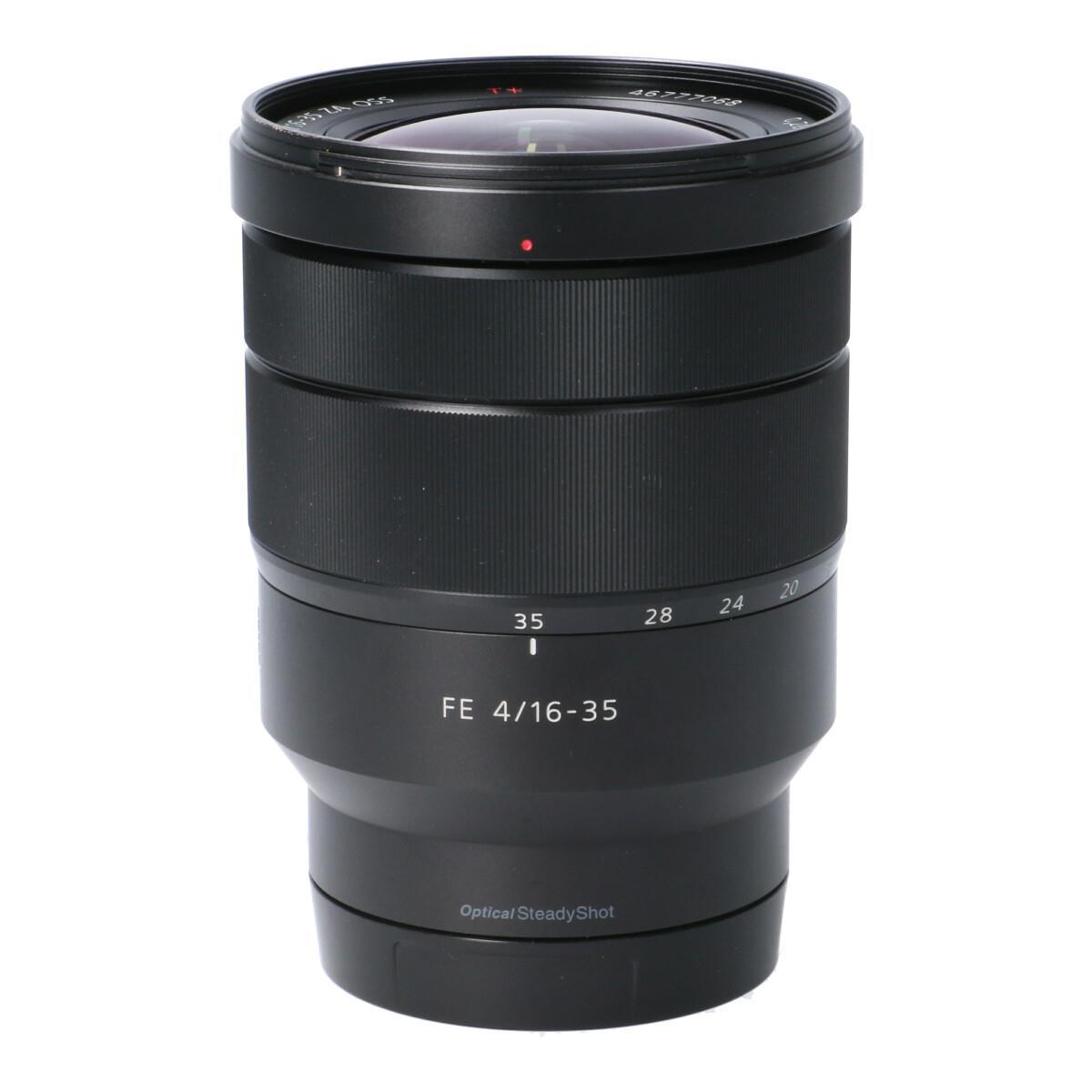 SONY FE16-35mm F4ZA OSS(SEL1635Z)【中古】
