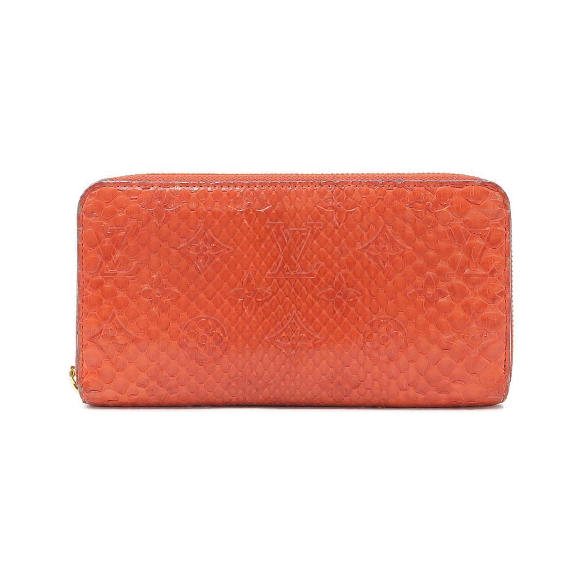 ルイヴィトン エキゾチックレザー 財布 N91448【中古】