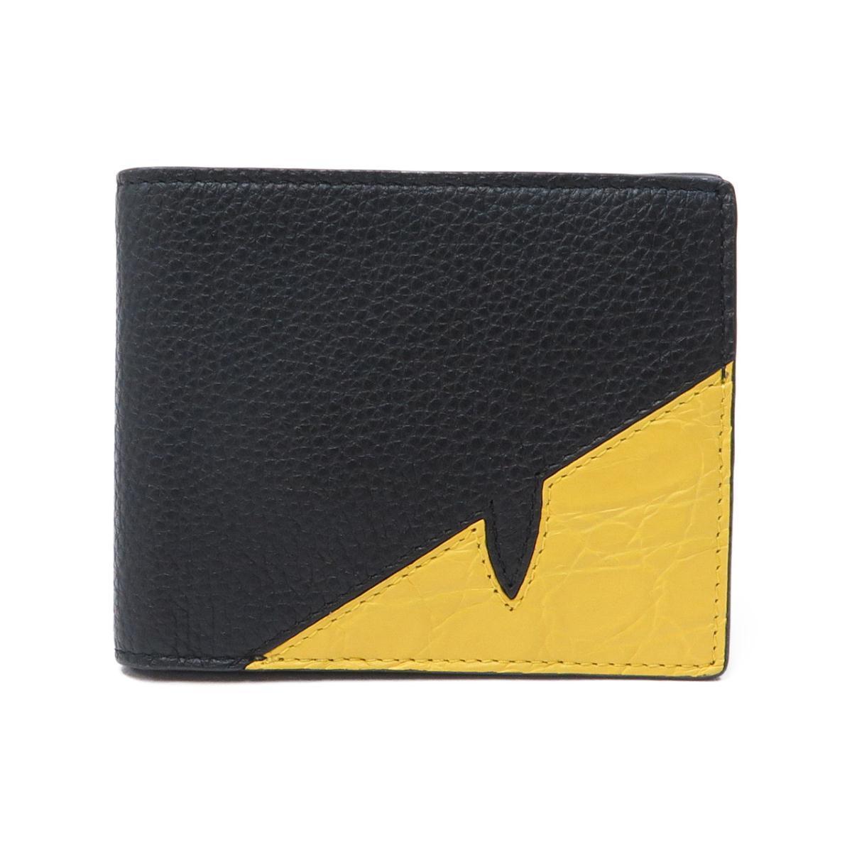 【未使用品】フェンディ 財布 7M0001 A8V7【中古】