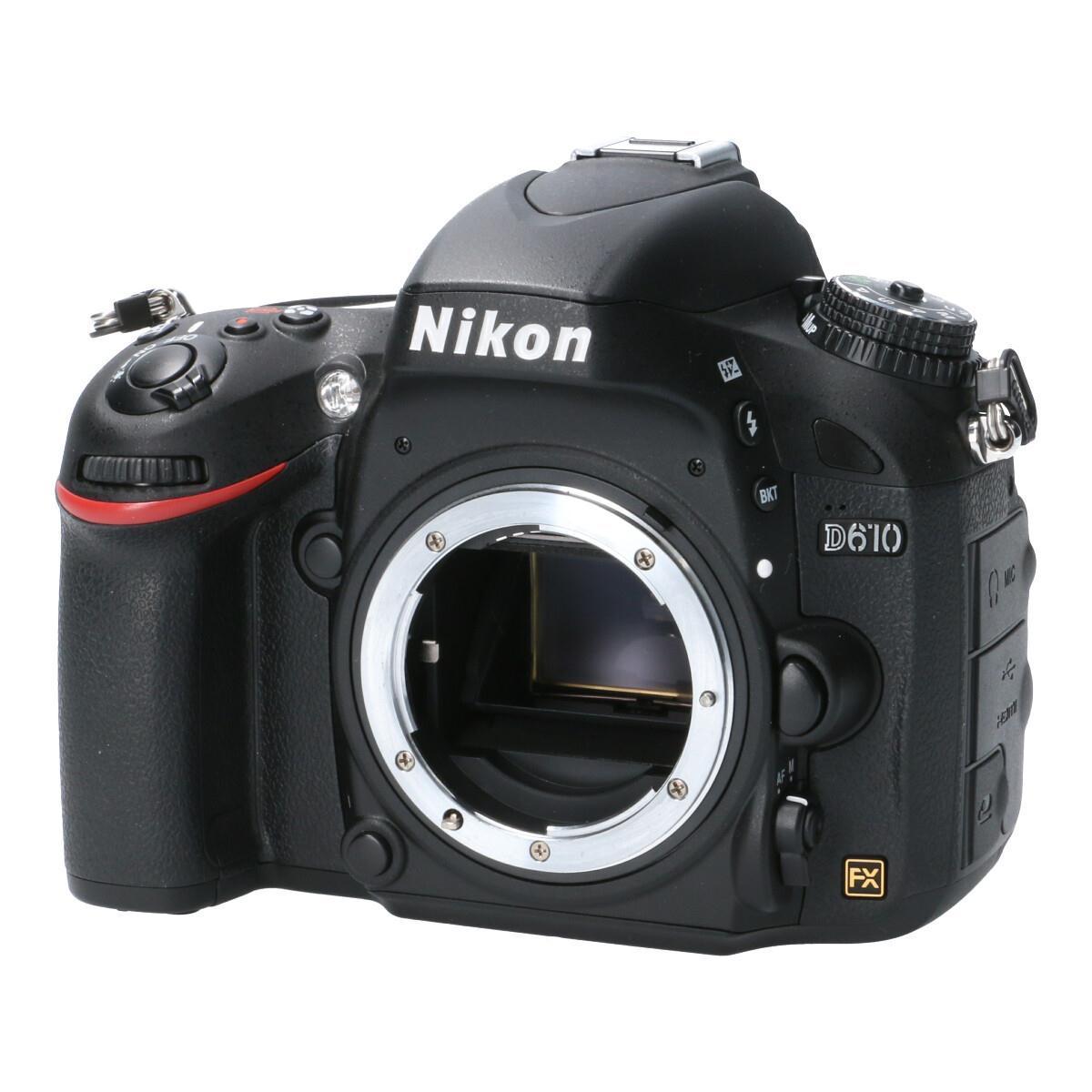 NIKON D610【中古】