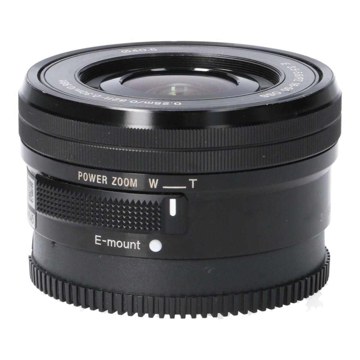 SONY E PZ16-50mm F3.5-5.6OSS【中古】