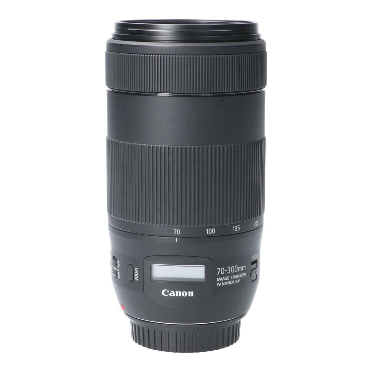 CANON EF70-300mm F4-5.6IS USMII【中古】