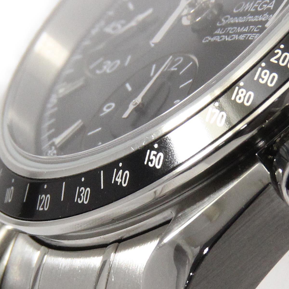 オメガ 3210.50 スピードマスターデイト 自動巻54ARjL