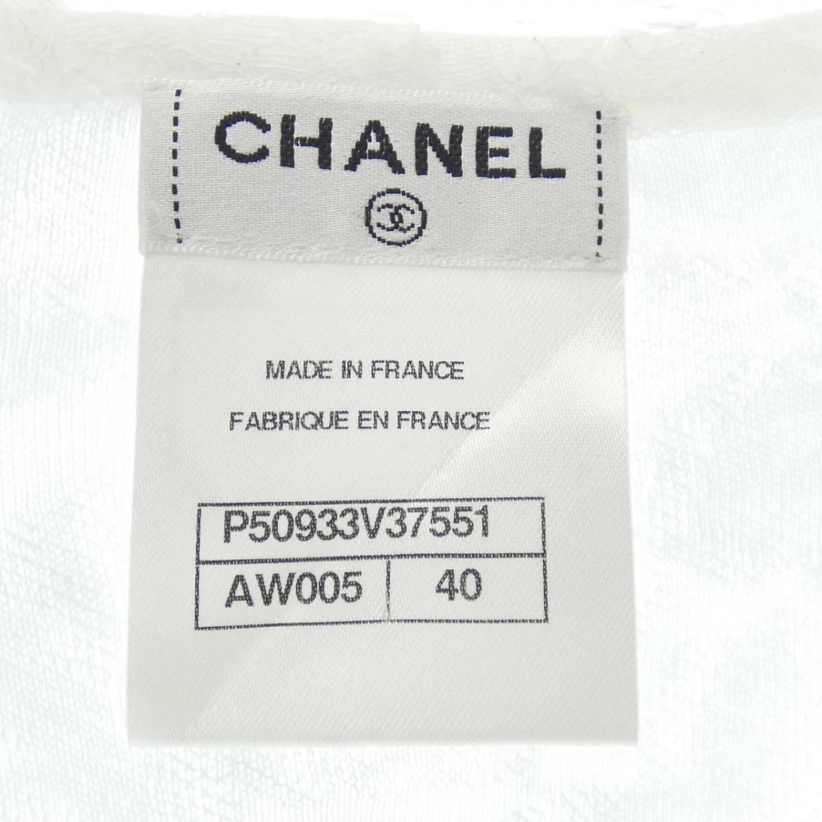シャネル CHANEL トップス3Rcj5Lq4A