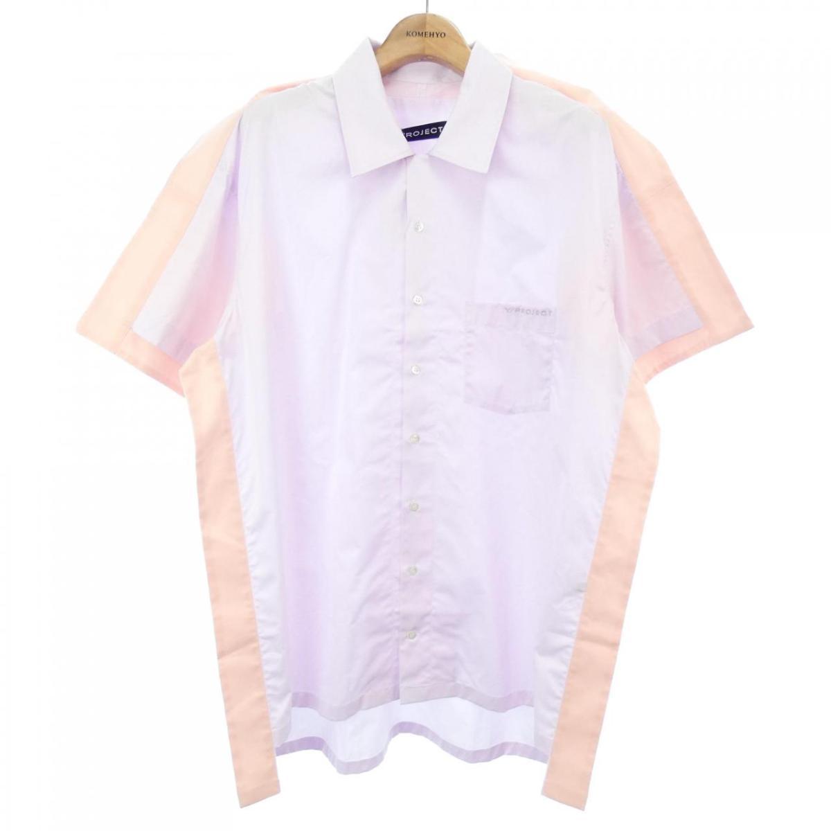 【未使用品】ワイプロジエクト Y PROJECT シャツ【中古】
