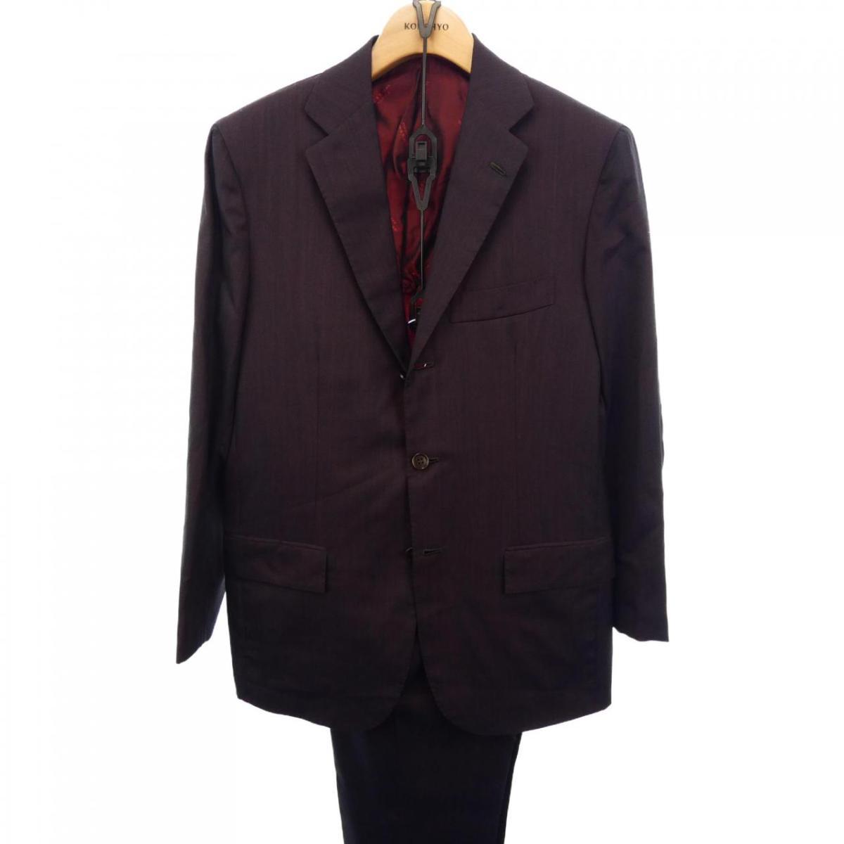 キートン KITON スーツ【中古】