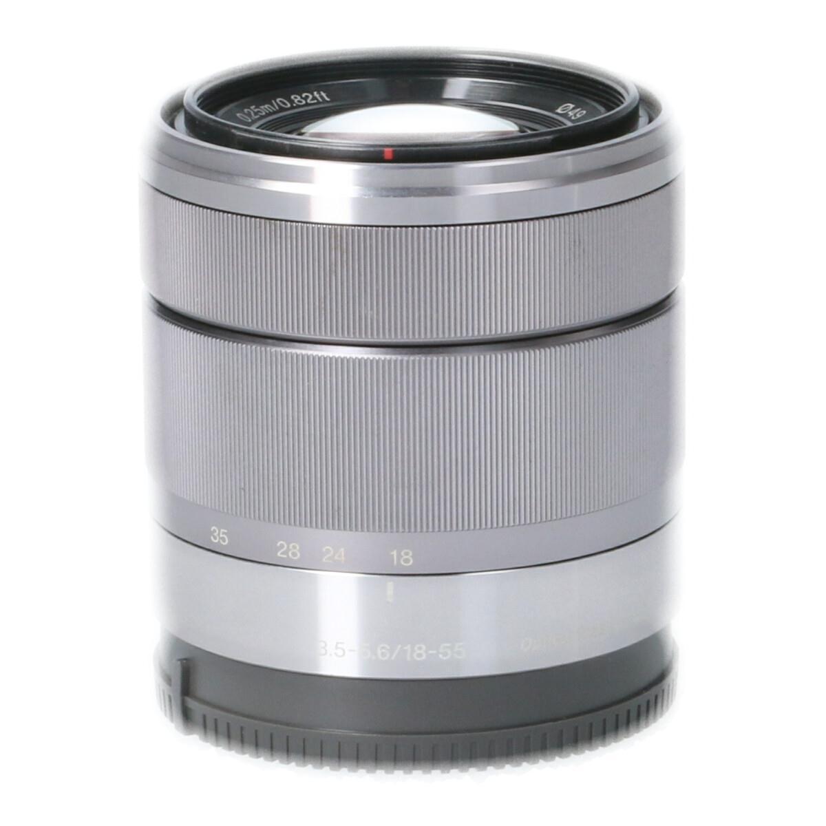 SONY E18-55mm F3.5-5.6OSS(SEL1855【中古】