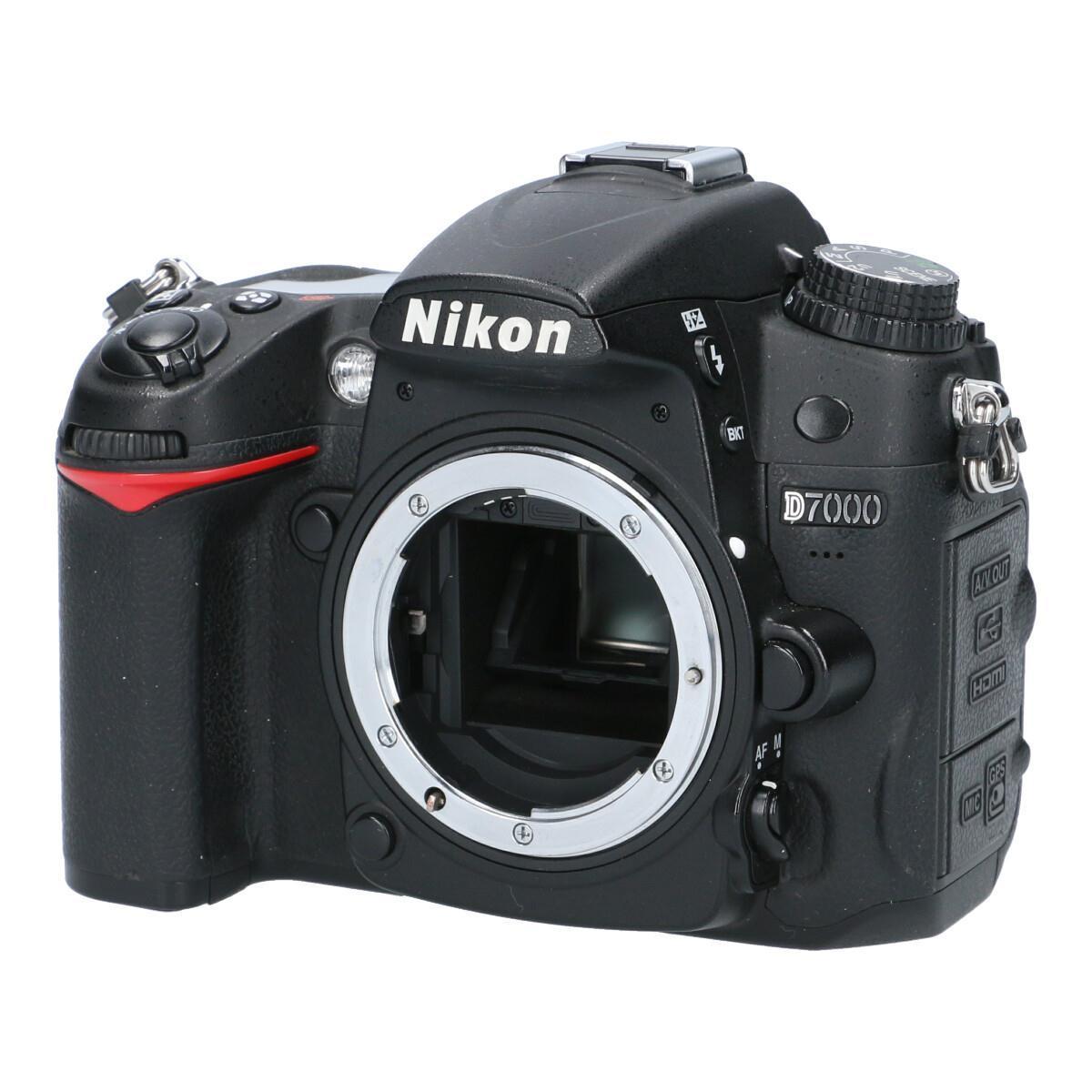 NIKON D7000【中古】