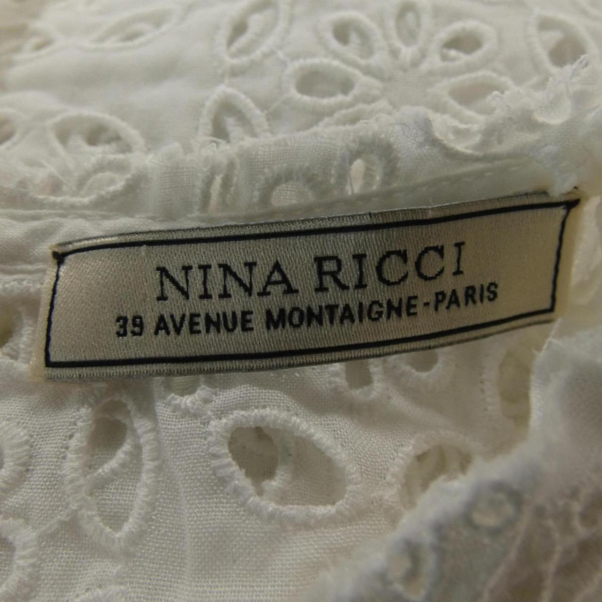 ニナリッチ NINA RICCI トップスb76gfYyv