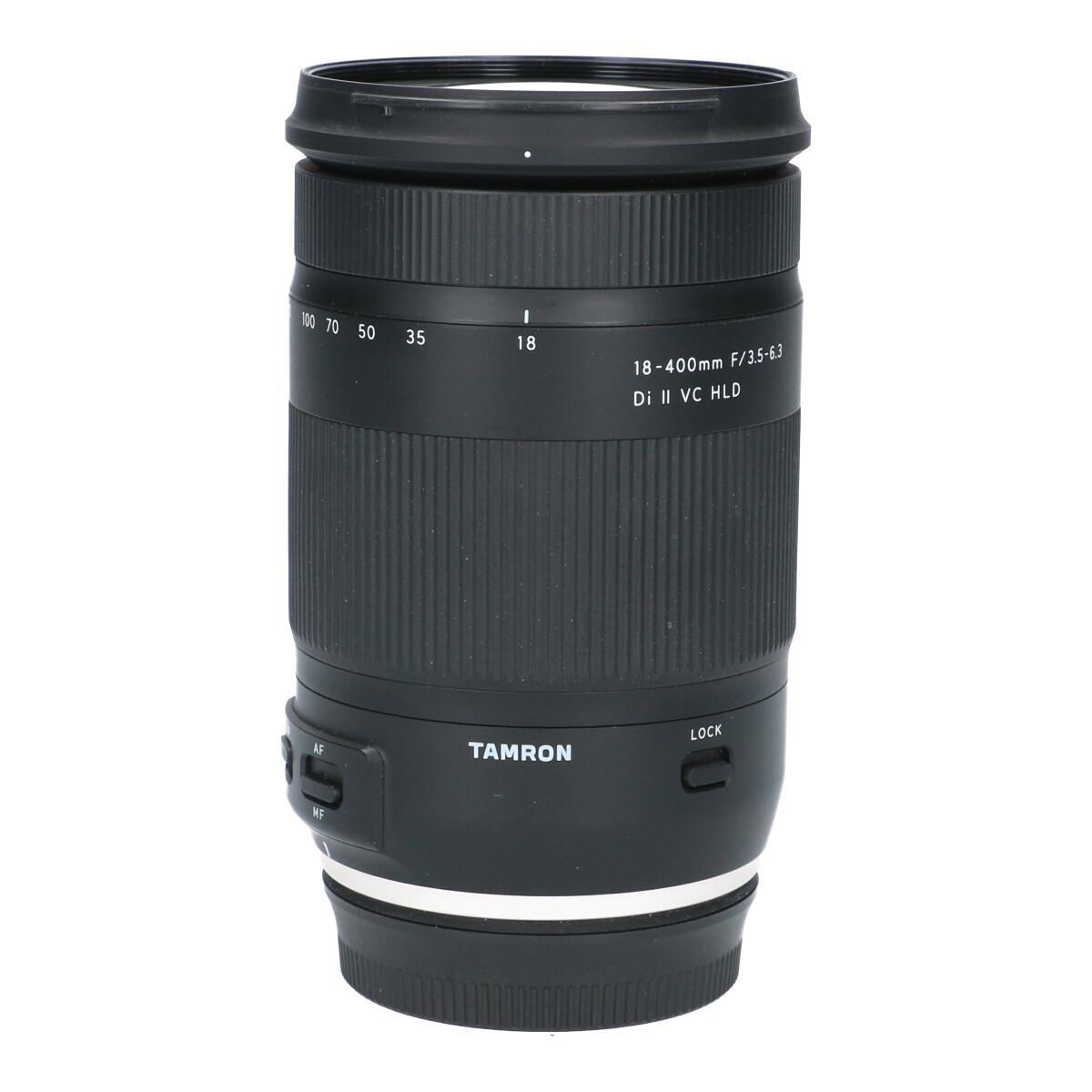 TAMRON EOS(B028)18-400mm F3.5-6.3DI【中古】
