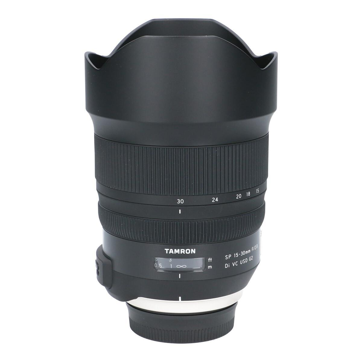 TAMRON ニコン15-30mm F2.8DI G2(A041)【中古】