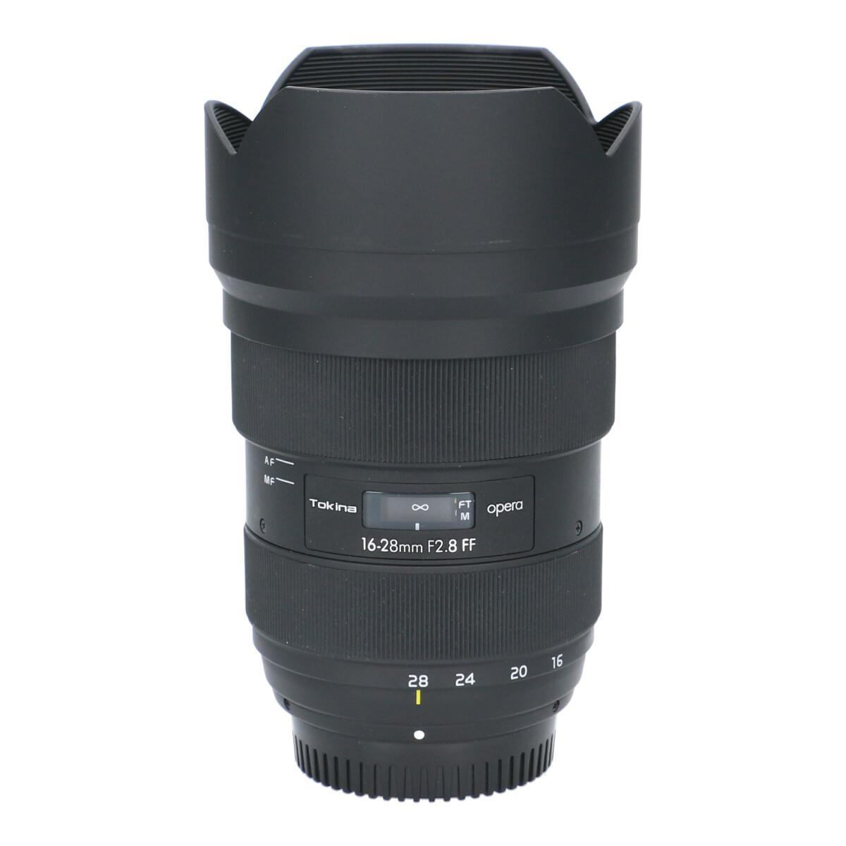 TOKINA ニコン16-28mm F2.8FF【中古】