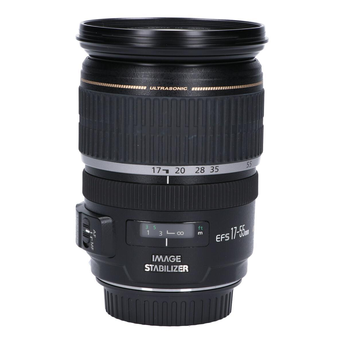 CANON EF-S17-55mm F2.8IS USM【中古】