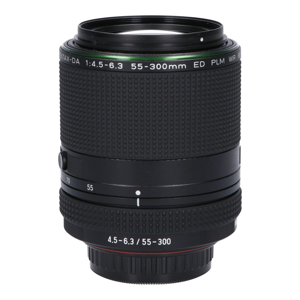 PENTAX DA55-300mm F4.5-6.3ED PLM【中古】