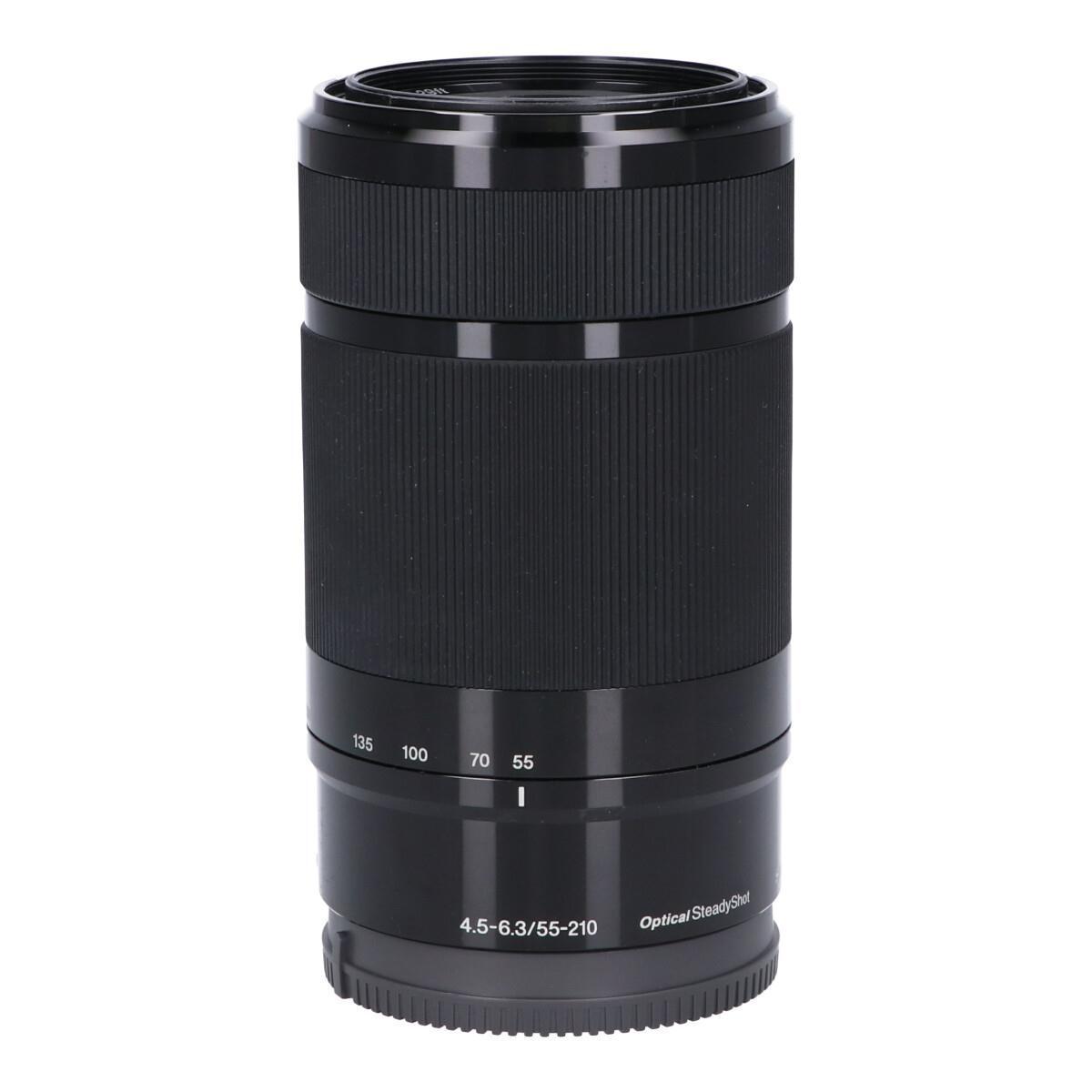 SONY E55-210mm F4.5-6.3OSS【中古】