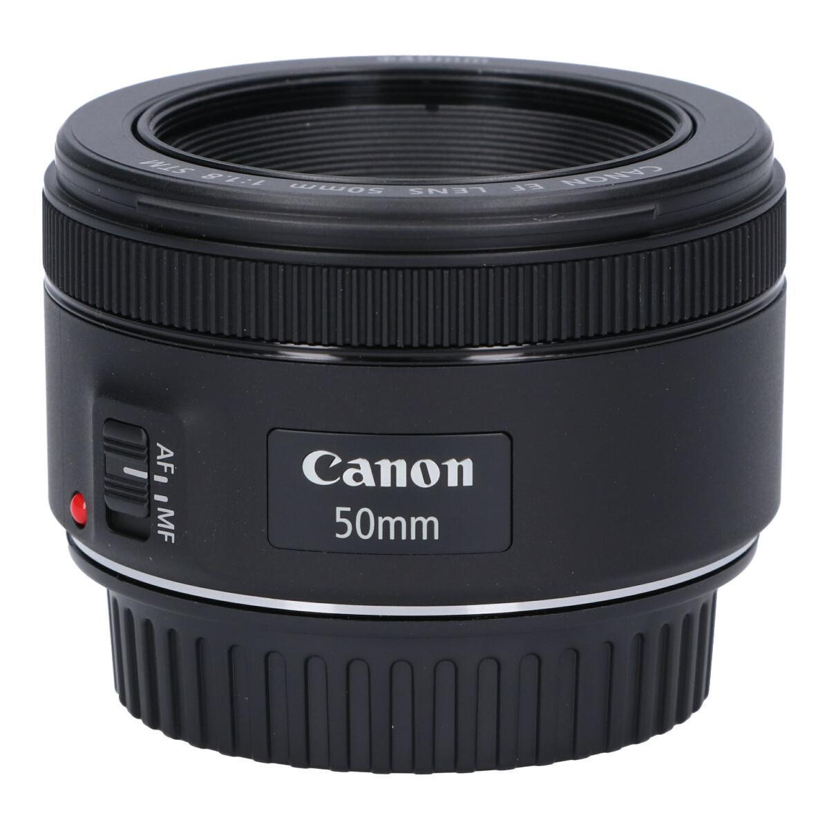 CANON EF50mm F1.8STM【中古】