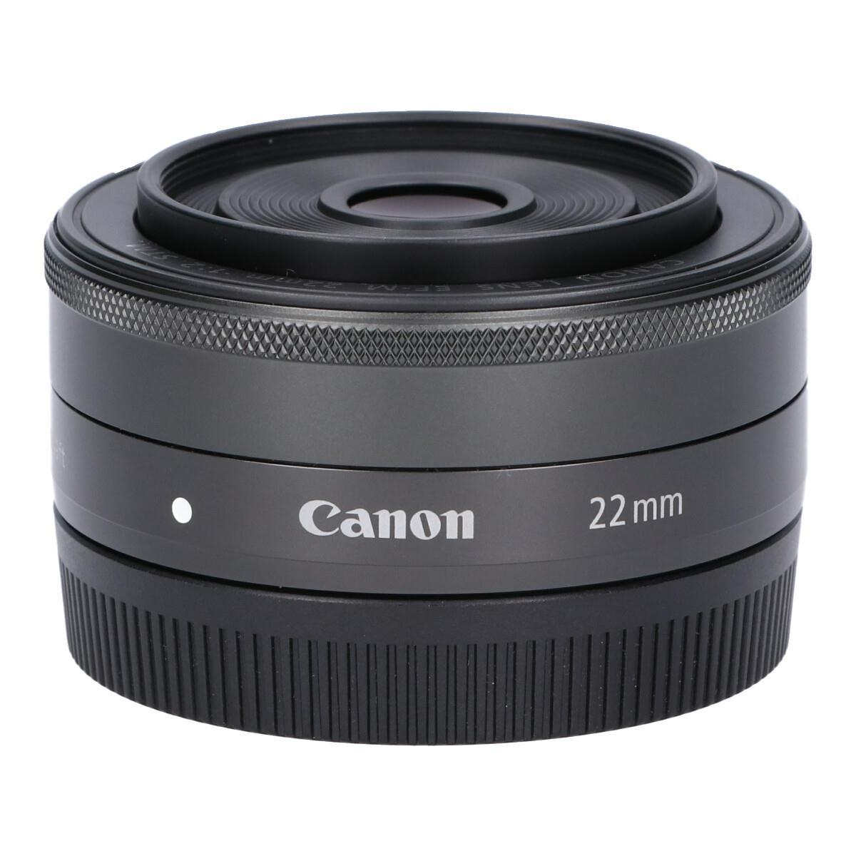 CANON EF-M22mm F2STM【中古】